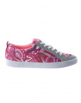 DESIGUAL Shoes Classic Sneakers Pink Rosa 71DS1A6 1000 - Rosa