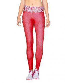 DESIGUAL Legging Long Tight Pink Floreal 71K2SA1/3192 - Rosa