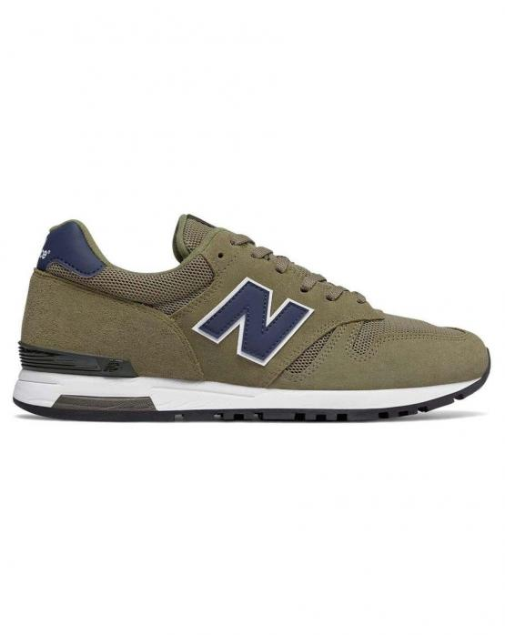 NEW BALANCE Classic Traditionnels Sneakers Green ML565SGN - Verde