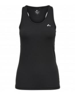 ONLY Canotta Donna Fitness Sport Nero Black 15135152 - Nero
