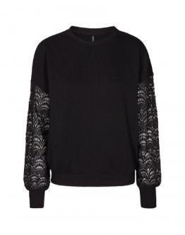 DESIRES Pullover Maglia Vega Black Nero 9197105 - Black
