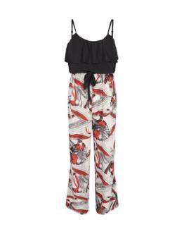 DESIRES Jumpsuit Dettagli Fiocco Black Nero 9198200 - Bianco