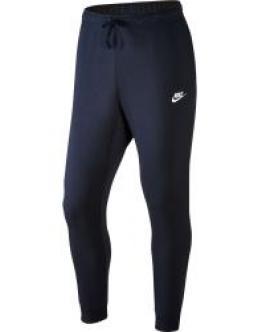NIKE Pantalone Tuta Tapered Blu 804465 451 - Blu