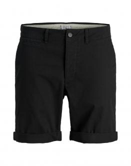 JACK & JONES Regular Fit Chinos Shorts JJEnzo Black Iris 12146478 - Blu scuro
