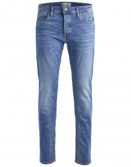 JACK & JONES Jeans Tim Original 781 Slim Fit Blue Denim 12146866 - Denim