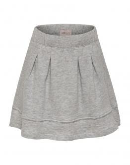 ONLY KIDS Konnellie Skirt Gonna Light Grey Melange Grigio Chiaro 15180366 - Grigio