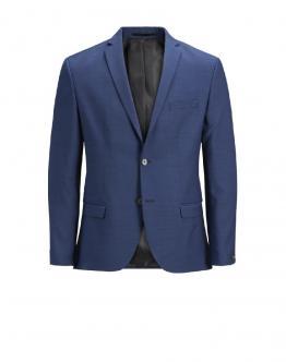JACK & JONES PREMIUM Solaris Blazer Giacca Uomo Medieval Blue Blu 12141107 - Blue