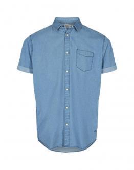 SOLID Shirt Bill Denim Medium Hu Dettagli Taschino Jeans 6190204 - Jeans chiaro