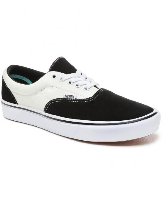 Vans Comfycush Schiuma Suede Canvas Era Leggera Intersuola Black SVpUzMGqL