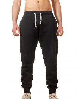LONDINESE Raptor Pantalone Tuta Slim Black Nero M42450690 - Nero