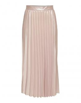ONLY OnlHailey Pleated Skirt Gonna Ecopelle Pink Rosa 15189586 - Rosa