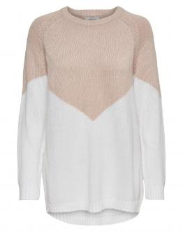 ONLY OnLsara Block Pullover Maglia Lunga Rose 15192337 - Rosa