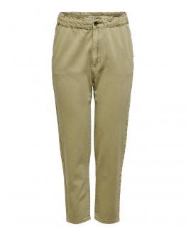 ONLY Katie M Carrot Jeans Beige Sabbia 15195067 - Sabbia