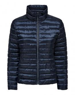 ONLY Hailey Life Quilted Jacket Piumino 100gr Blu 15196166 - Blu