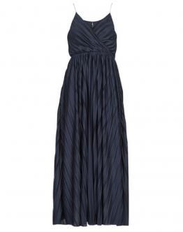 ONLY Onlelema Vestito Lungo Blu 1520735 - Blu