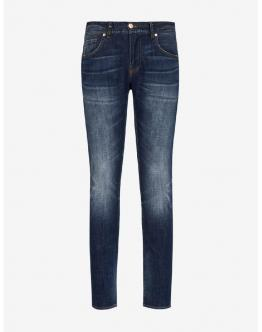 ARMANI Jeans Type Slim Denim Scuro 3KZJ13 Z1LSZ1500 - Jeans scuro