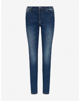 ARMANI Jeans Type Super Skinny Mid Rise 8NYJ01 Y7AZZ - Jeans
