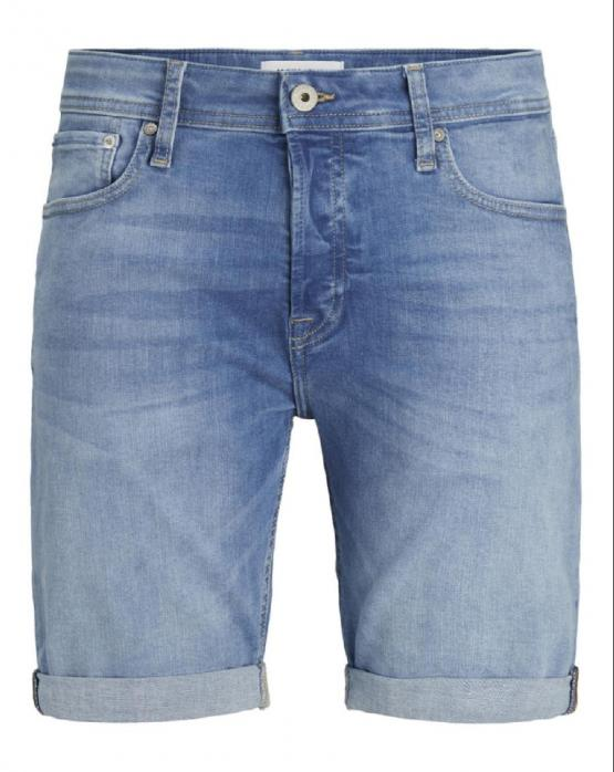 J&J Jjir?Rick Short Jeans Denim Chiaro 12174746 - Denim