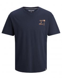 J&J Short T-Shirt Jorvibes Blu 12188974 - Blu