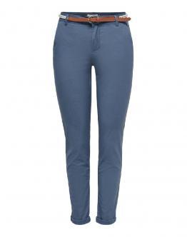 ONLY OnlBiana Chino Pantalone Celeste 15218519 - Blu