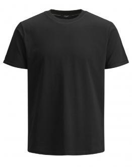 JACK&JONES JPRblalogo T-Shirt Sottogiacca Slim Fit Nera 12183777 - Nero
