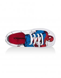 SUPERGA Junior Spiderman Sneakers Multicolor S0067R0974 - Bianco/rosso