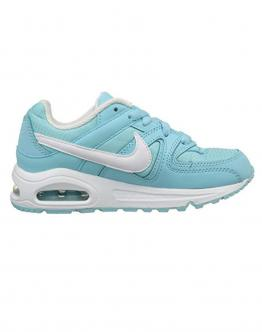 NIKE Air Max Command Junior Copa White Leggere 412233414 - Celeste