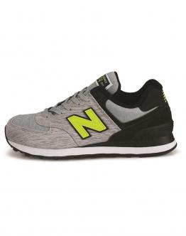 NEW BALANCE Classic Traditionnels Sneakers Grey WL574WTA - Grigia