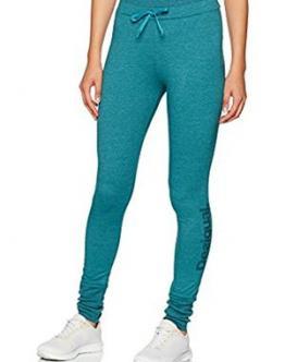 DESIGUAL Pant Essential Turchese Leggings 17WPRK21 4153 - Turchese