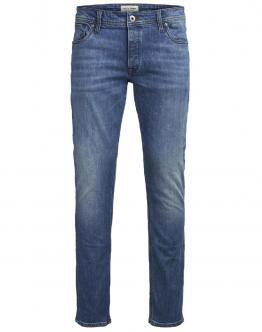 JACK & JONES Tim Original AM 420 Jeans Denim Vintage 12123168 Blue - Denim