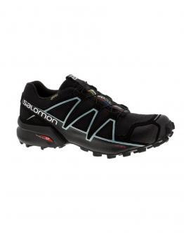 SALOMON SpeedCross 4 Mountain Running Black L38318700 - Nero