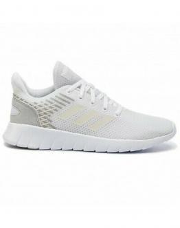 ADIDAS Women Running Asweerun Shoes White Bianco F36340 - Bianco