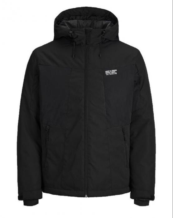 JACK & JONES Core Best Jacket Black Nero 12140297 - Nera