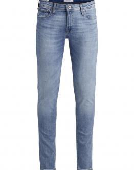 JACK&JONES Liam 792 Skynny Jeans Chiaro 12149678 - Denim chiaro