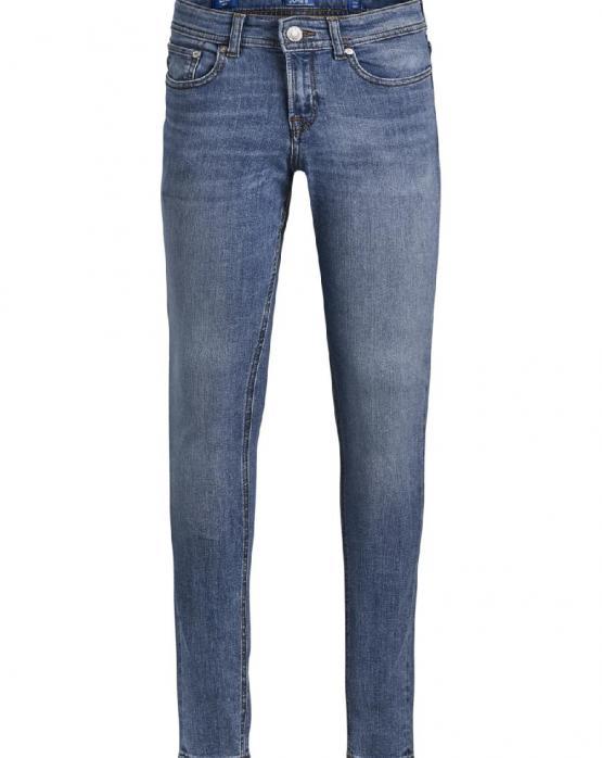 J&J Kids JJiLiam 852 JR Jeans Skinny Denim 12154091 - Denim chiaro