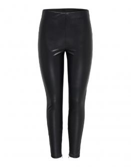 ONLY Vivi Faux Leather Ecopelle Leggings Black Nero 15168108 - Nera
