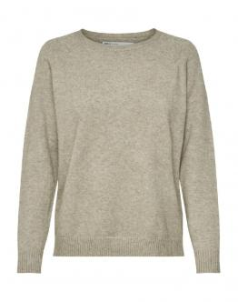 ONLY Lesly Kings Pullover Beige Sabbia 15170427 - Beige
