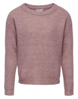 ONLY KIDS Konalice Pullover Knit Maglia Rose YRS 15187316 - Rosa