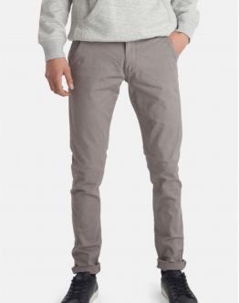 BLEND Bhnatan Chino Pantalone Basic Grigio 20703472193910 - Grigio