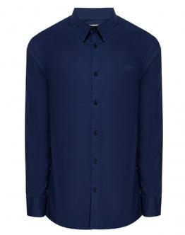 GUESS Camicia Blu M0YH20WD1I0G720SI - Blu