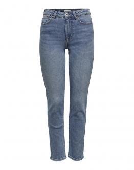 ONLY OnlErica Mid Jeans Chiaro 15209632 - Denim