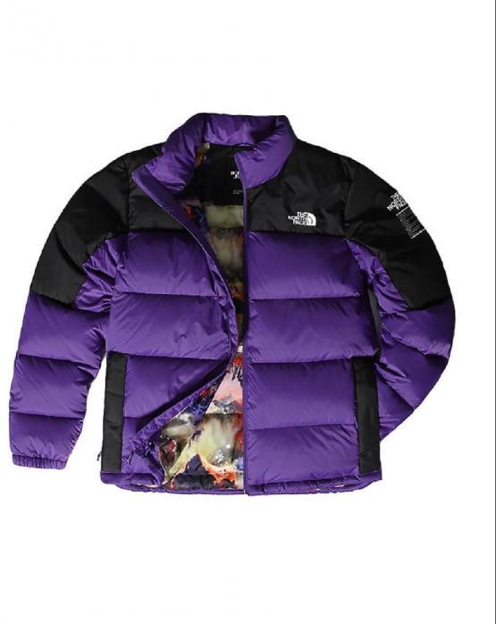 THE NORTH FACE Jacket Diablo Purple Viola NF0A4M9JS96 - Viola